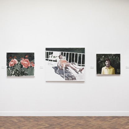 Installation view, 'Clara Adolphs: Remembering Words'. Image Silversalt Photography