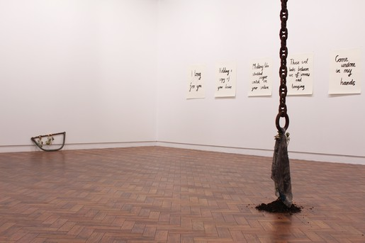 Installation view, Sidney McMahon 'Of hope and Longing', 15 may - 27 jun 2020. Image Silversalt Photography